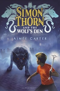 Cover Simon Thorn and the Wolf's Den