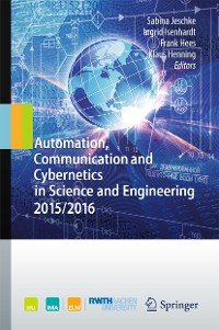 Cover Automation, Communication and Cybernetics in Science and Engineering 2015/2016