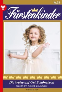 Cover Fürstenkinder 25 – Adelsroman