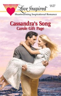 Cover Cassandra's Song (Mills & Boon Love Inspired)