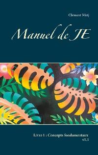 Cover Manuel de JE