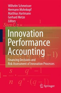 Cover Innovation performance accounting
