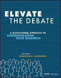 Cover Elevate the Debate