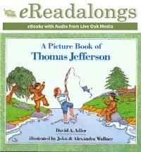 Cover Picture Book of Thomas Jefferson