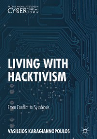 Cover Living With Hacktivism