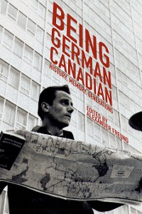 Cover Being German Canadian