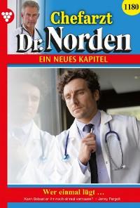 Cover Chefarzt Dr. Norden 1180 – Arztroman