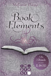 Cover BookElements: Alle drei Bände in einer E-Box!