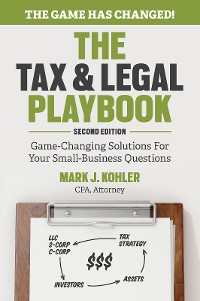 Cover The Tax and Legal Playbook