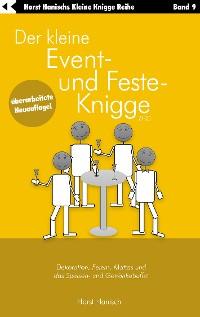 Cover Der kleine Event- und Feste-Knigge 2100