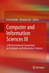 Cover Computer and Information Sciences III