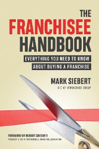 Cover The Franchisee Handbook