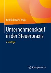 Cover Unternehmenskauf in der Steuerpraxis