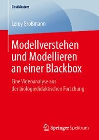 Cover Modellverstehen und Modellieren an einer Blackbox