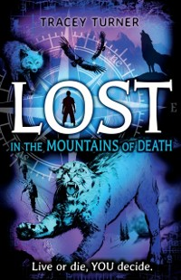 Cover Lost... In the Mountains of Death