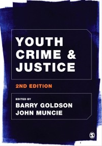 Cover Youth Crime and Justice