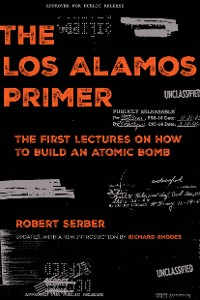 Cover The Los Alamos Primer