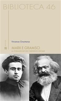 Cover Marx e Gramsci