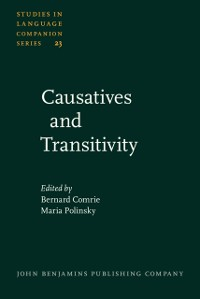 Cover Causatives and Transitivity