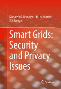 Cover Smart Grids: Security and Privacy Issues