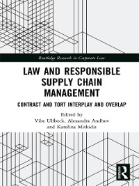 Cover Law and Responsible Supply Chain Management