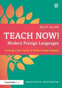 Cover Teach Now! Modern Foreign Languages
