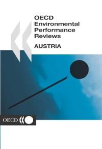Cover OECD Environmental Performance Reviews: Austria 2003
