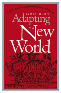 Cover Adapting to a New World
