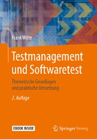 Cover Testmanagement und Softwaretest