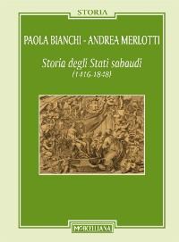 Cover Storia degli Stati Sabaudi