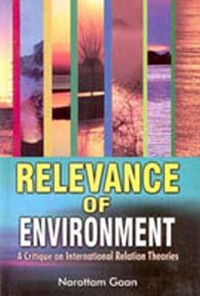 Cover Relevance of Environment