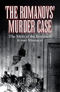 Cover The Romanovs' Murder Case