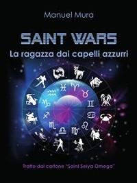 Cover Saint Wars La ragazza dai capelli azzurri