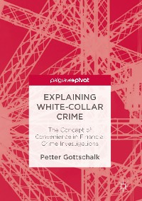 Cover Explaining White-Collar Crime