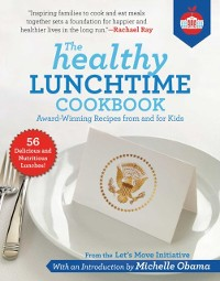 Cover Healthy Lunchtime Cookbook