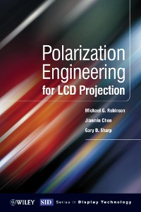 Cover Polarization Engineering for LCD Projection