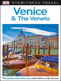 Cover DK Eyewitness Travel Guide Venice and the Veneto