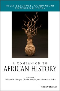 Cover A Companion to African History