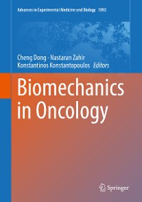 Cover Biomechanics in Oncology