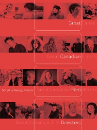 Cover Great Canadian Film Directors