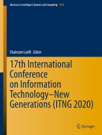 Cover 17th International Conference on Information Technology–New Generations (ITNG 2020)
