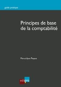 Cover Principes de base de la comptabilité