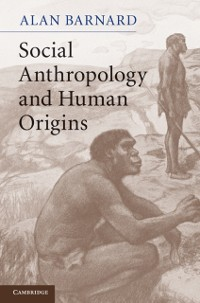 Cover Social Anthropology and Human Origins