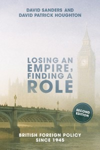 Cover Losing an Empire, Finding a Role