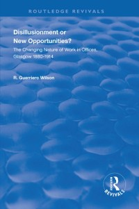 Cover Disillusionment or New Opportunities?