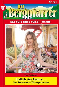 Cover Der Bergpfarrer 241 – Heimatroman