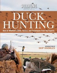 Cover Wildfowl Magazine's  Duck Hunting