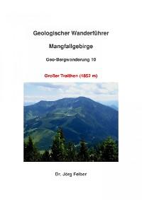 Cover Geo-Bergwanderung 10 Großer Traithen