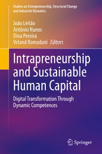 Cover Intrapreneurship and Sustainable Human Capital