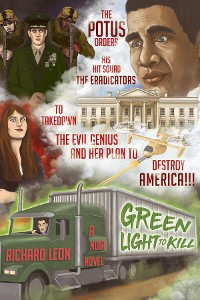 Cover GREEN LIGHT TO KILL